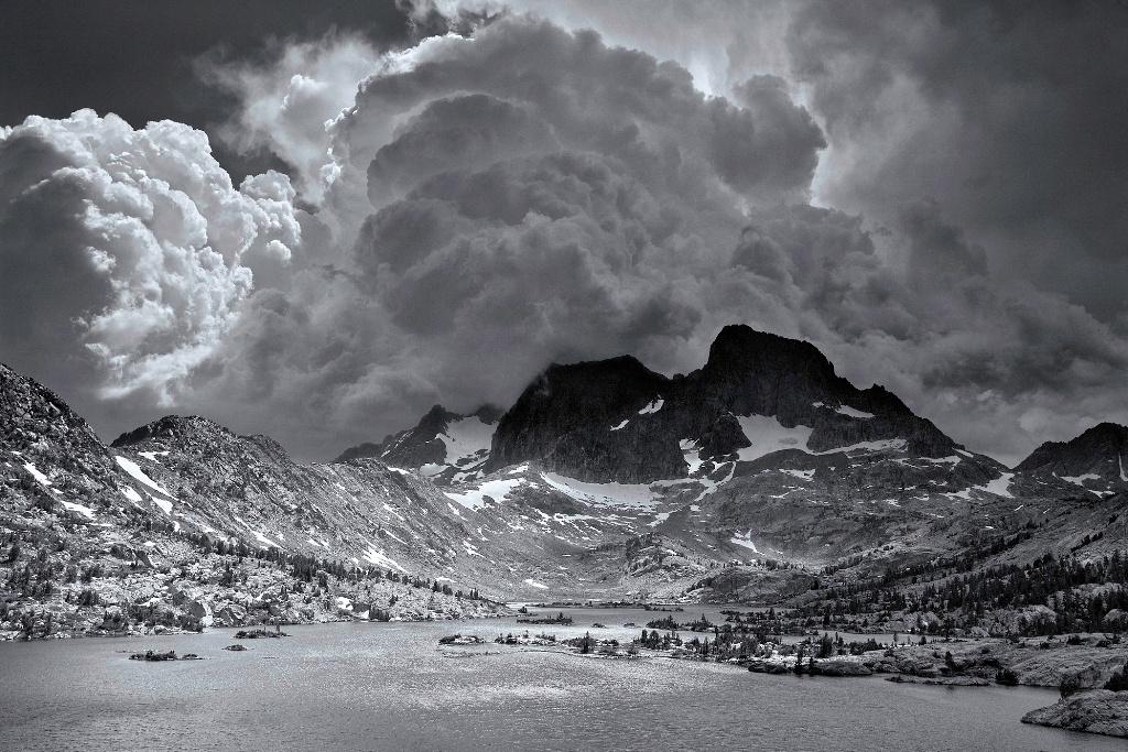 10 - Ansel Adams - Garnet Lake