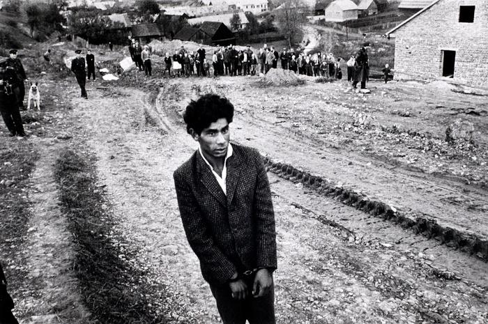 27 - Josef Koudelka - Slovacchia 1963