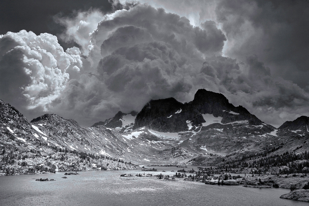 10 - Ansel Adams - Garnet Lake