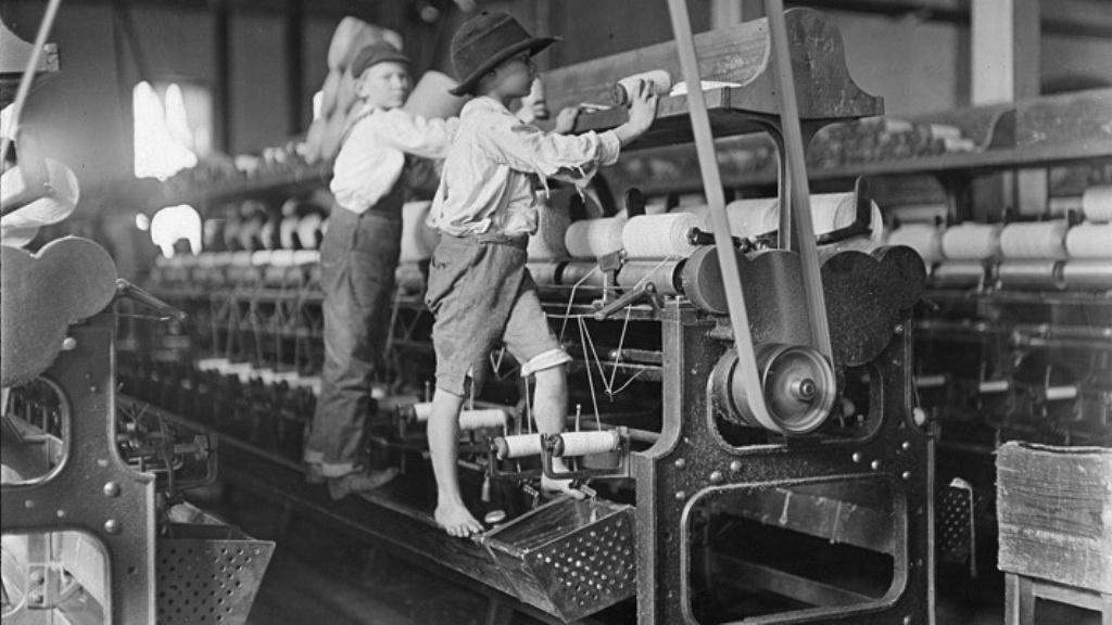 07 - Lewis Hine - Il lavoro minorile