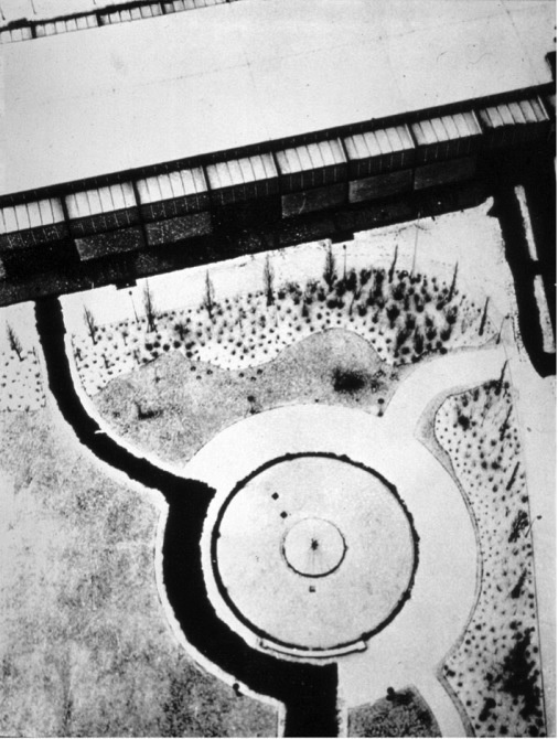 13 - Moholy-Nagy, From the Radio Tower, Berlin 1928