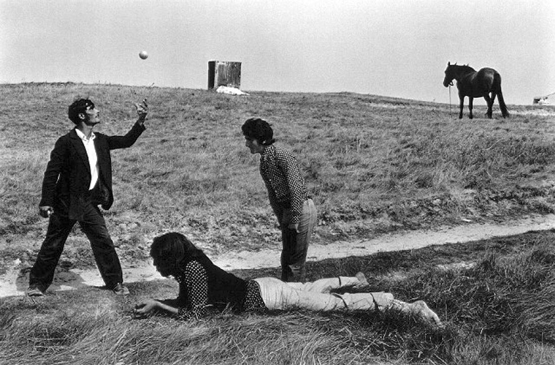 28 - Josef Koudelka - Francia 1973