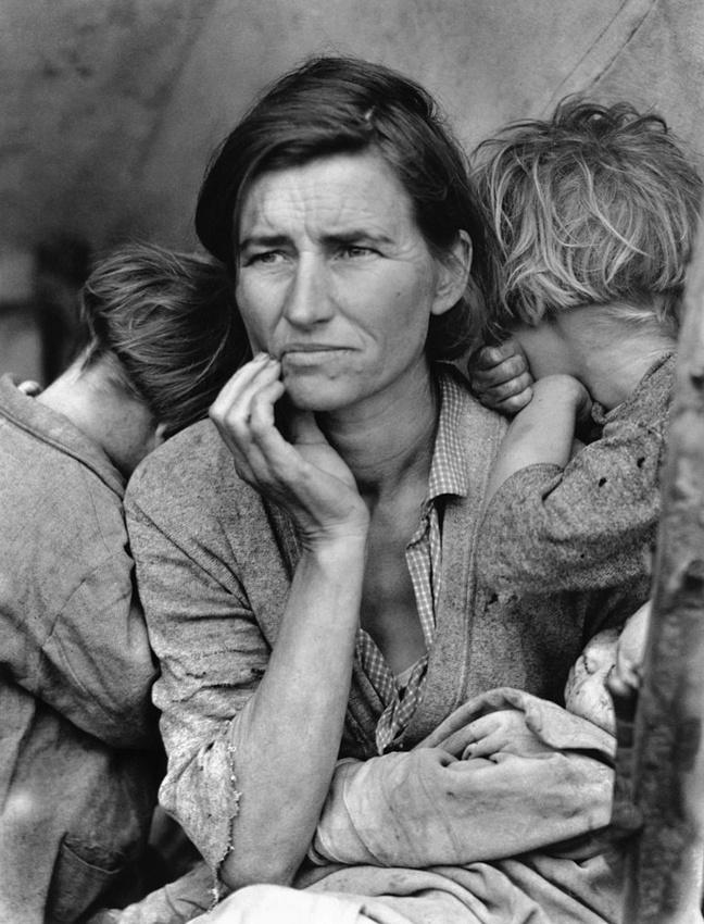 19 - Dorothea Lange